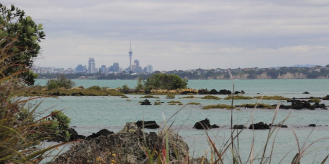 Auckland from Rangitoto
